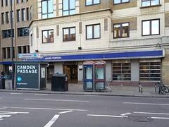 Angel London Underground Station (Local Bus Driver) Tags: london underground station tfl lul angel