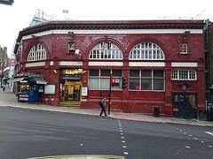 Hampstead London Underground Station (Local Bus Driver) Tags: london underground station tfl lul hampstead