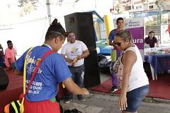 Franco em ação - Bairro Jardim Luíza (Prefeitura de Franco) Tags: cultura bairro brincadeira saúde educação