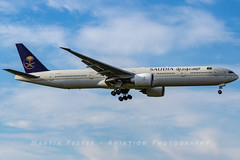 HZ-AK27 // Saudi Arabian Airlines // Boeing 777-368(ER) (Martin Fester - Aviation Photography) Tags: hzak27 saudiarabianairlines boeing777368er 777300 b777 b773 boeing777300 422651311 msn1311 londonairport lhr lhregll heathrow heathrowairport aviation avgeek aviationlovers airplane aircraft aviationphotography plane flickraviation planespotting flickrplane aviationdaily aviationgeek aviationphotograph planes aircraftspotter avgeekphoto airbuslover aviationspotters airplanepictures planepicture worldofspotting planespotter planeporn aviationpic aviationgeeks aviationonflickr aviation4you aeroplanes