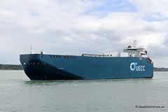 Ship. Autostar 9206786 (dickodt65) Tags: ship southampton vehiclecarrier carcarrier autostar uecc