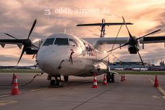 EI-FXB (timo.soyke) Tags: atr atr42 atr42f fedex eifxb ham eddh hamburg hamburgairport plane aircraft airplane cargo cargoplane