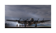 Just Jane Moonlighting (Paul Cronin 1) Tags: merlinengines eerie canon2470f28mk2 merlins aeroplane canon5dmk4 fullmoon avrolancasternx611 canon mist lancasterbomber linconshire night eastkirkby raf rollsroyce heavybomberbombercommand bombercommand aviation aircrew lancaster wwii lincolnshire nx611 flightcrew bomber lincolnshireaviationheritage justjane