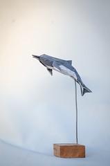 Dolphin (Daniel_Jllo) Tags: origami origamiart art paper papiroflexia paperfold animals dolphin delfin