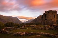 Photo of Dolbadarn Castle Sunset