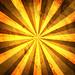 Yellow Sunburst Logo / Avatar 2019 (Free to use)