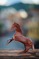 Horse (Daniel_Jllo) Tags: origami origamiart art paper papiroflexia paperfold animals horse caballo