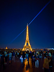 Magical Paris (jeromedelaunay) Tags: photographybynight night sky raylight light building history histoire monuments monument lady ironlady iron tower eiffeltower toureiffel eiffel tour europe france parisianlifestyle parisian parismonamour parisjetaime paris