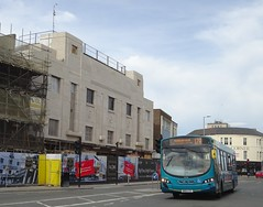 Stockton on Tees (Andrew Stopford) Tags: nk61cxz vdl sb200 wright pulsar arriva stocktonontees globepicturehouse abc