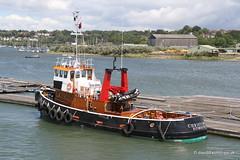 Ship. Christine (dickodt65) Tags: ship southampton tug towage christine