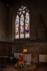 The Font, The Window and the Bucket.jpg (uplandswolf) Tags: mktdeeping marketdeeoing lincs lincolnshire thedeepings