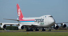 B747 | LX-TCV | AMS | 20190915 (Wally.H) Tags: boeing 747 boeing747 b747 lxtcv cargoluxitalia ams eham amsterdam schiphol airport