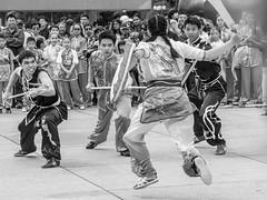 Wushu action. (Nance Fleming) Tags: dragonfestival wushu chinesekungfu strength athletic stance confidence