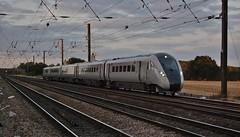Twilight 802 (paul_braybrook) Tags: class802 hitachi diesel transpennine iep copmanthorpe york northyorkshire railway trains