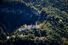 German / Austrian Alps (Benjamin Ballande) Tags: neuschwanstein castle bavaria germany