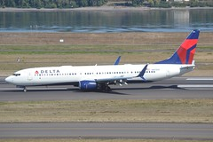 N893DN (LAXSPOTTER97) Tags: delta air lines boeing 737 737900er n893dn cn 32002 ln 6874 aviation airport kpdx airplane