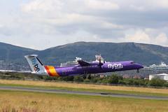 Flybe G-PRPJ BHD 01/08/19 (ethana23) Tags: planes planespotting aviation avgeek aeroplane aircraft airplane bombardier dehavillandcanada dehavilland dash8 q400 flybe