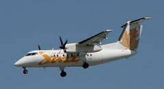 DHC-8 | C-GTAI | YYZ | 20070529 (Wally.H) Tags: bombardier dehavillandcanada dhc8 dash8 cgtai 853 aircanadajazz yyz cyyz toronto lesterbpearson airport