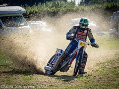 P9150328 (Mark Someville) Tags: frankyatesmemorialmeetingdauntsey15092019 frank yates memorial meeting dauntsey 15092019 grasstrack speedway wiltshire quads jap sidecars