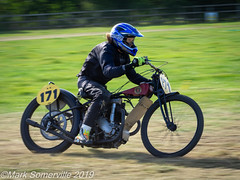 P9150299 (Mark Someville) Tags: frankyatesmemorialmeetingdauntsey15092019 frank yates memorial meeting dauntsey 15092019 grasstrack speedway wiltshire quads jap sidecars