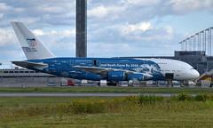 HiFly 9H-MIP, OSL ENGM Gardermoen (Inger Bjørndal Foss) Tags: 9hmip hifly airbus a380 osl engm gardermoen