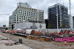 Birmingham City Centre Metro Extension | U/C (metrogogo) Tags: