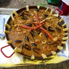Paella Spanish Food (roli_b) Tags: paella spanish food spanisch spanisches essen valencia españa comida meeresfrüchte rice arroz travel viajar paëlla