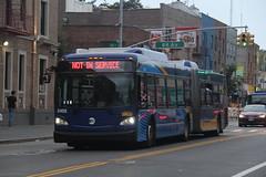 IMG_8159 (GojiMet86) Tags: mta nyc new york city bus buses 2016 xd60 5428 q111 parsons blvd jamaica avenue