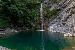 Balta Di Striga Waterfalls (vipantazi) Tags: epirus waterfalls iliochori canoneos7d nature greece zagorohoria zagori