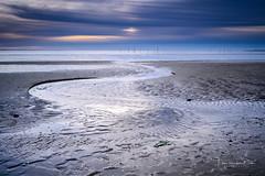 The Swirl (Ellen van den Doel) Tags: natuur landscape sunset rockanje nature long nederland outdoor evening zee sea le beach landschap strand exposure seascape zonsondergang kase filters netherlands hellevoetsluis zuidholland