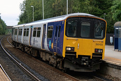 150133 (Tony Lowther) Tags: 150133 class150 northernrail conisborough dmu sprinter