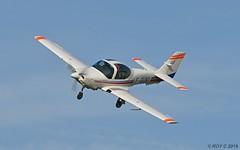 F-GUKI FRENCH AIR FORCE G 120 (Apple Bowl) Tags: fguki g120tp french air force trainer raf cranwell