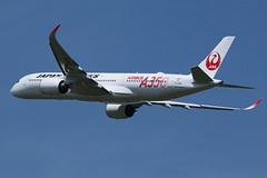 F-WZHF (brajas) Tags: tls lfbo airbus a350 japanairlines fwzhf msn321 jal a350941 ja01xj