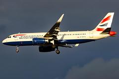 G-EUYV_07 (GH@BHD) Tags: geuyv airbus a320 a320200 a320232 ba baw britishairways speedbird shuttle unionflag bhd egac belfastcityairport aircraft aviation airliner