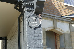 Old Stoke Newington Boundary Sign (Loz Flowers) Tags: london stokenewington hackney stokenewingtonborough