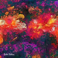Dancing Dahlias (brillianthues) Tags: dahlias flowers floral garden nature abstract colorful collage photography photmanuplation photoshop
