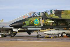 Saab Sk37E Viggen | Swedish Air Force Historic Flight (James Hancock Photography) Tags: jersey air display 2019 jiad aviation aircraft airshow photography photojournalism planes photo jet