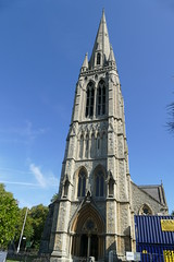 Saint Mary's Church, Stoke Newington (Loz Flowers) Tags: london stokenewington hackney