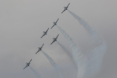 Aero L-39 Albatros | Brietling Jet Team (James Hancock Photography) Tags: jersey air display 2019 jiad aviation aircraft airshow photography photojournalism planes photo jet