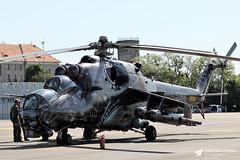 Mil Mi-35 (Matt Sudol) Tags: mil mi35 hind gunship czech air force republic 3366 poznan show nato tigermeet