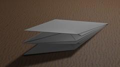 Shu's ISD diagram test (meutzitzu) Tags: starwars origami 3d diagram stardestroyer