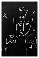"""""""Figures Libres à Paris 53"""" (TBWLC Photography) Tags: fdrouet tbwlc nb bw paris nikon d610 street rue graf"""