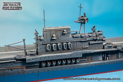 US Aircraft Carrier Yorktown-07 (whitemetalgames.com) Tags: whitemetalgames wmg white metal games painting painted paint commission commissions service services svc raleigh knightdale northcarolina north carolina nc hobby hobbyist hobbies mini miniature minis miniatures tabletop rpg roleplayinggame rng warmongers wargamer warmonger wargamers tabletopwargaming tabletoprpg ww2ships worldwar2 worldwartwo ship historicalnavalbattle 1700scale