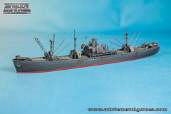 SS Jeremiah O'Brien Liberty Ship-02 (whitemetalgames.com) Tags: whitemetalgames wmg white metal games painting painted paint commission commissions service services svc raleigh knightdale northcarolina north carolina nc hobby hobbyist hobbies mini miniature minis miniatures tabletop rpg roleplayinggame rng warmongers wargamer warmonger wargamers tabletopwargaming tabletoprpg ww2ships worldwar2 worldwartwo ship historicalnavalbattle 1700scale