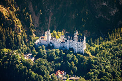 Neuschwanstein Castle : Bavaria : Germany (Benjamin Ballande) Tags: neuschwanstein castle bavaria germany