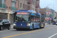 IMG_8162 (GojiMet86) Tags: mta nyc new york city bus buses 2016 xd60 5436 q114 parsons blvd 89th avenue