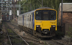 150140 (Lucas31 Transport Photography) Tags: trains railway 150140 northern manchester