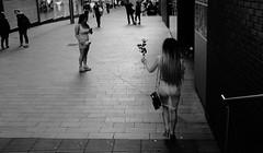 Street (MJ Black) Tags: liverpool liverpoolstreetphotography mono monochrome monochromephotography merseyside north northwest people peoplephotography portrait portraits candid candidphotography street streetphoto streetphotograph streetphotography streets streetscene streetportrait blackandwhite blackandwhitephotography bw bwphotography shadow shadows highcontrast x100f 23mm fuji fujix100f fujifilm fujifilmx100f f56