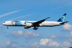SU-GDN | EgyptAir | Boeing 777-36N(ER) | LHR/EGLL (Tushka154) Tags: boeing unitedkingdom spotter london 77736ner egyptair sugdn 777 heathrow 777300 aircraft airplane avgeek aviation aviationphotography boeing777 boeingtripleseven planespotter planespotting spotting tripleseven uk