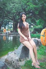 IMG_2076L (攝影玩家-明晏) Tags: 人 人像 戶外 美女 辣妹 北一女 model 外拍 台灣 taiwan taipei portrait pretty girl 女生 女孩 學生 外拍模特兒 外拍麻豆